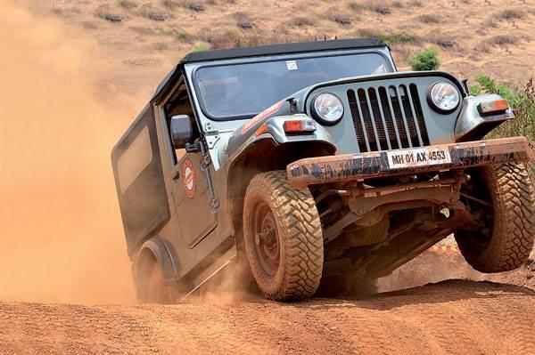 Mahindra Adventure Dirt School