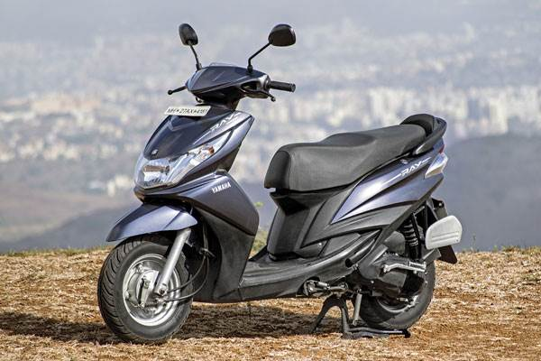 Yamaha Ray Z or Honda Dio
