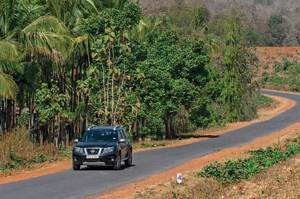 Sponsored feature: Nissan Terrano - Bridging Distances