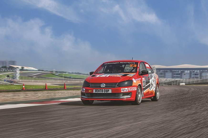 Race-spec 210hp VW Vento TC4-A driven
