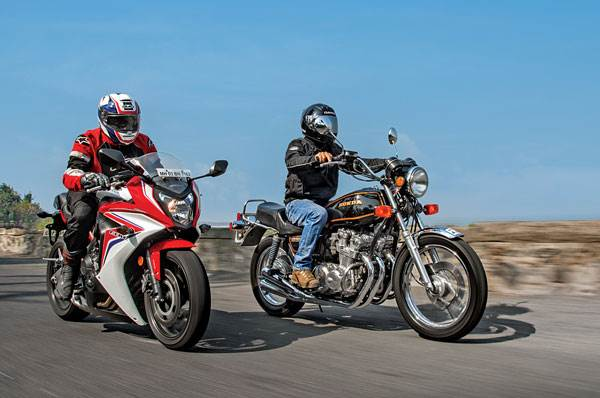 Down memory lane: Honda's superbike legacy