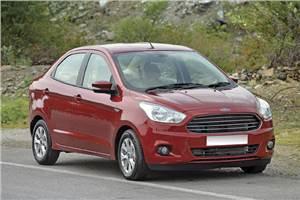 Upgrade Ford Figo Aspire to BS-VI