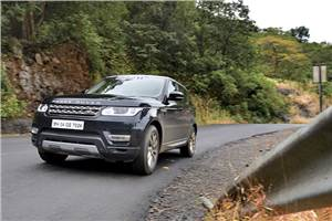 Mobil 1 Great car great road: Range Rover Sport