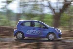 Honda Brio - Drive to discover