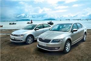 New 2013 Skoda Octavia vs Volkswagen Jetta