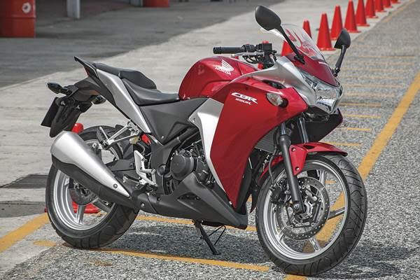 KTM RC 390 or Honda CBR250R