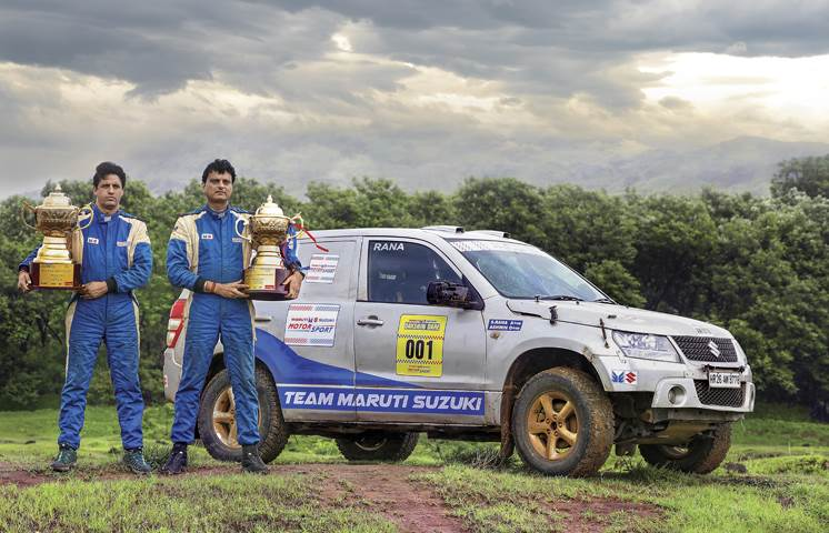 Sponsored feature: 2017 Maruti Suzuki Dakshin Dare