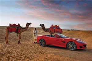 Desert Storm: Ferrari Portofino drive in Rajasthan