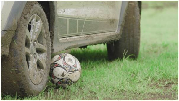 Ford Freestyle football