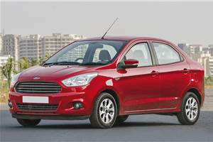Choosing between a Ford Aspire and Maruti Dzire