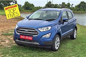 Best diesel SUVs under Rs 10 lakh in India