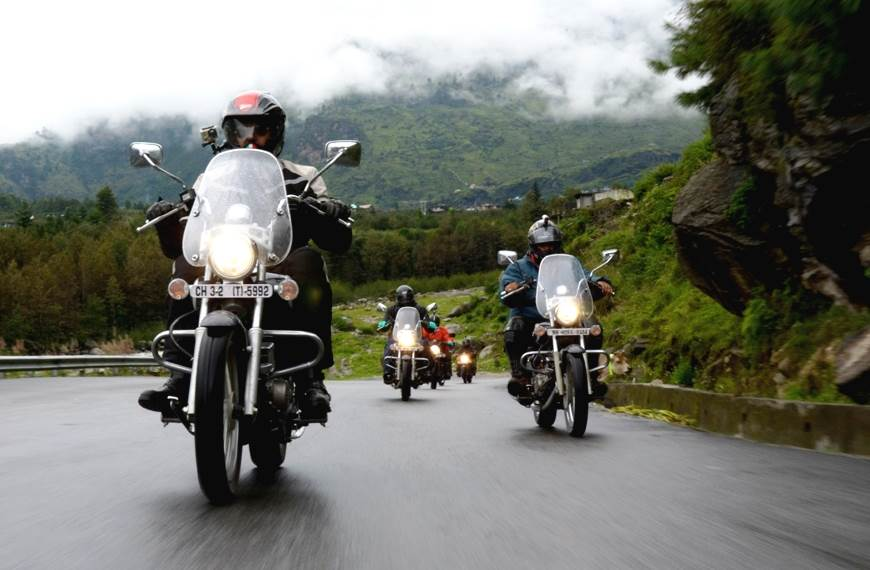 10 tips for riding long-distance in a group