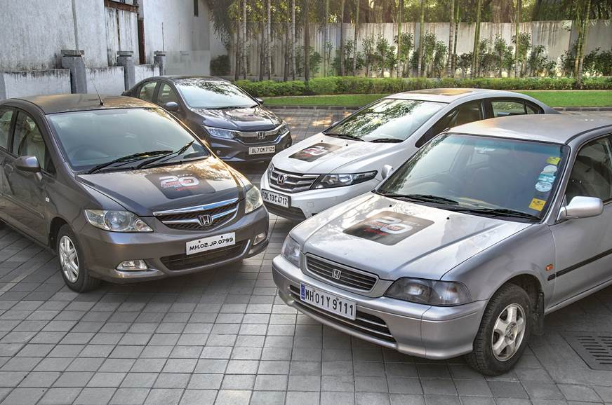Honda City road trip: A tale of four Citys