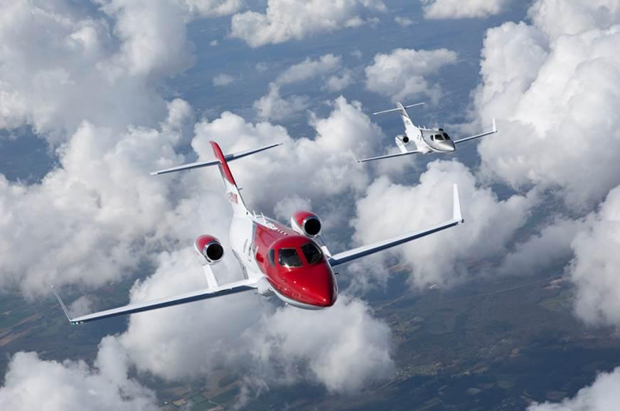 HondaJet aircraft review