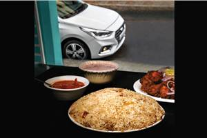 Sponsored feature: Search for biryani in a Hyundai Verna