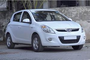 Suspension problems on a 2013 Hyundai i20