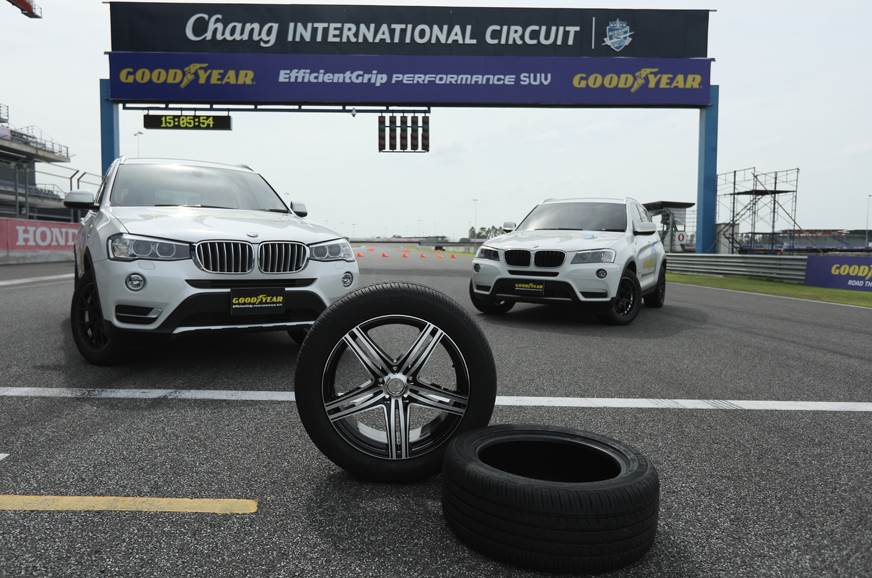 Tested: Soon-to-launch Goodyear SUV tyres