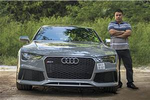 Me and My Cars: Cyres Mehta