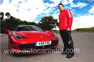 Sachin, the car guy