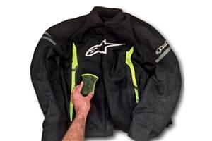How to correctly clean your riding gear