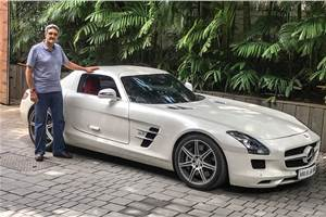 Me and My Cars: Jagdish Thackersey