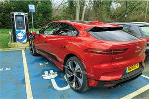 Living with a Jaguar I-Pace