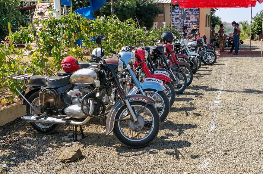 Jawa Yezdi Forever Riders Meet 2018