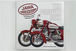 The Forever Bike by Adil Jal Darukhanawala: Book review
