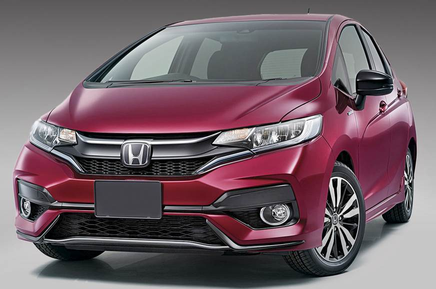 Waiting for the Honda Jazz facelift
