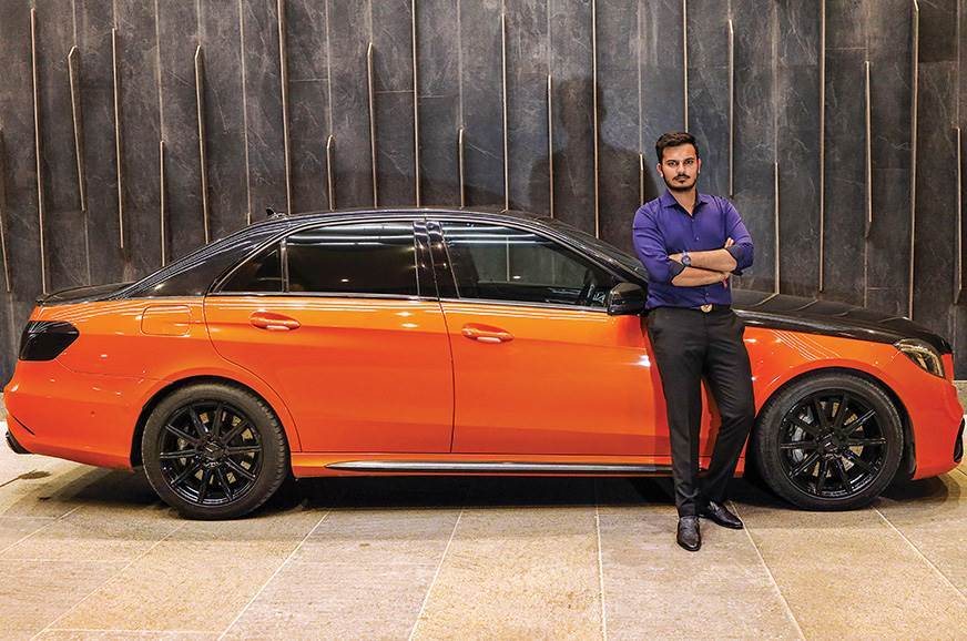 Me and My Cars: Mayur Ajmera