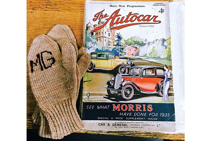 MG Live Autocar UK magazine 1895