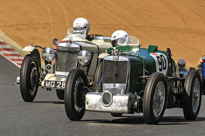 MG Live Race