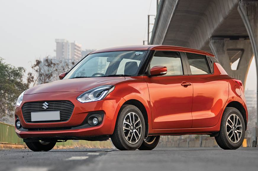 Upgrading from a second-gen Maruti Swift