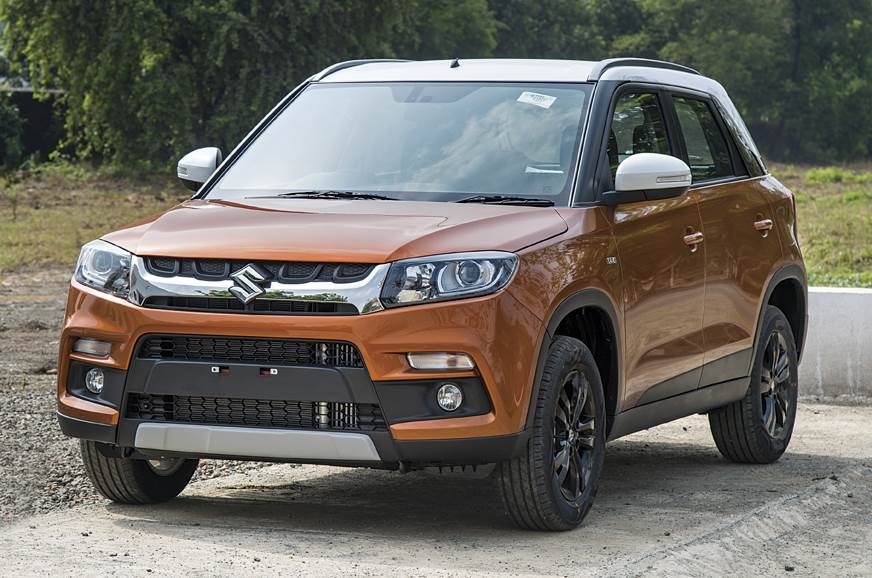 Maruti Suzuki's Vitara Brezza AMT is easy to drive and quite economical too.