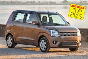 Best automatic cars under Rs 6 lakh in India