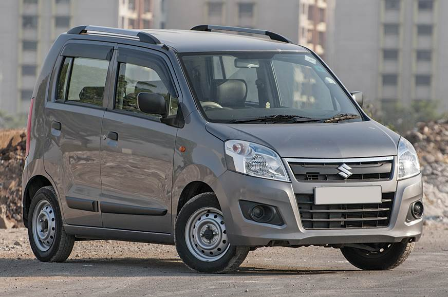 Vibrations from the WagonR's smooth 1.0 engine could mean an electrical issue.