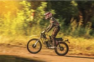 Classic take: 1978 Moto Guzzi Cross 50