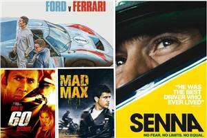 Slideshow: Automotive movies to watch in the lockdown