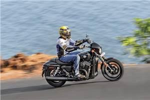 New or used Harley Davidson
