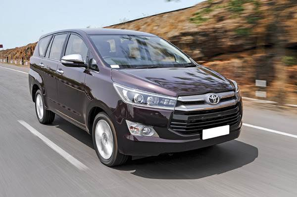 Buying a Toyota Innova Crysta automatic