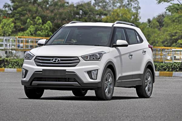 Buying a Hyundai Creta automatic