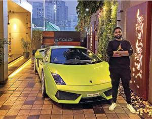 Me and My Cars: Shubham Lad