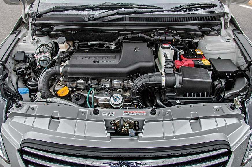 Pre-facelift Maruti Suzuki Ciaz engine