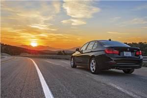Beemed across the desert: Driving in Nevada