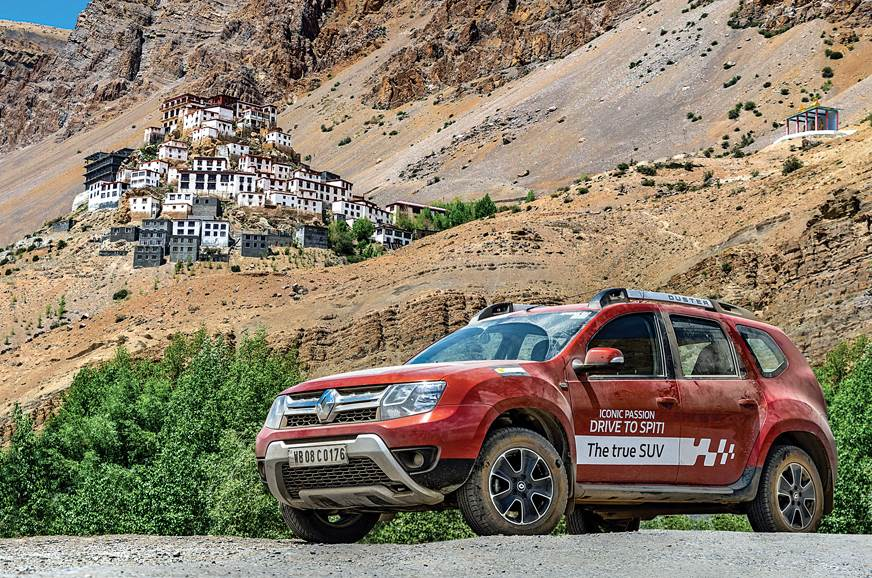 Sponsored feature: Gang of Dusters conquer the Spiti Valley