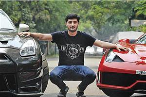 Me and My Cars: Sarvesh Sindhu