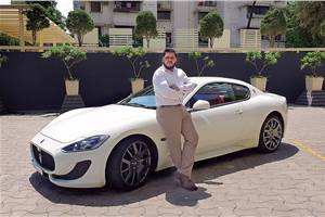 Me and My Cars: Shalin Sameer Koticha