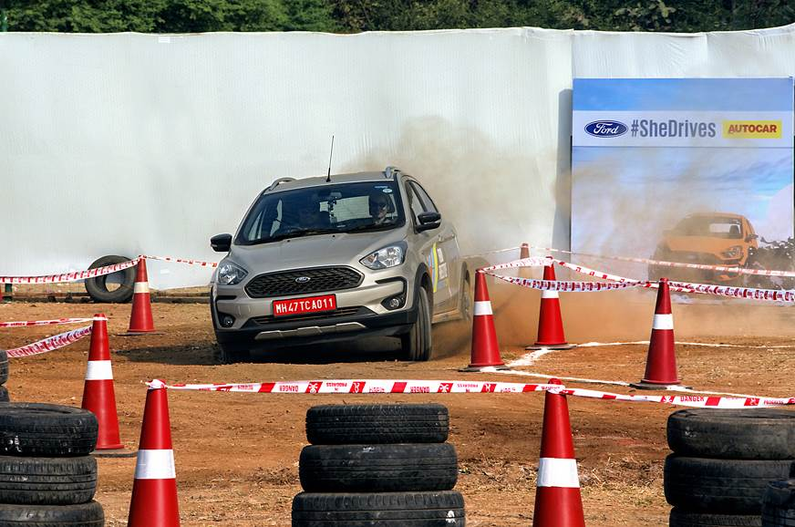 Ford Autocar India SheDrives