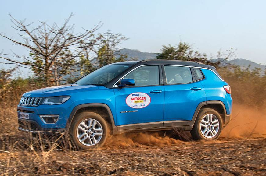 Sponsored Feature: Car of the year Jeep Compass