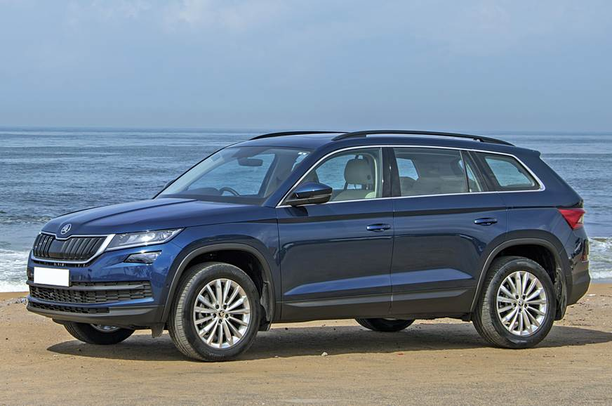Feature-rich Kodiaq makes better sense than buying used luxury SUVs.